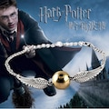 Harry Potter The Golden Snitch Kanatlı Cosplay Bileklik