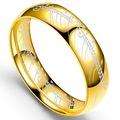 Yüzüklerin Efendisi Hobbit Güç Sırlar Yüzüğü LOTR Cosplay Yüzük