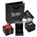 Sirius F Renk 0,32 Karat Baget Pırlanta Yüzük 0823R0114