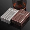 Alüminyum Metal Mıknatıslı Sigara Paketi Sigara Tabakası Boş Kutu