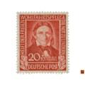 Federal Almanya - 1949.14.Aralık Refah ve İnsanlığın Yardımcıları
