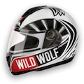 AIROH ASTER-X WILD WOLF KAPALI KASK