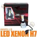 INWELLS LED XENON H1-H3-H4-H7-H11-9005-9006-H15