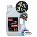 STEER -40°C Kırmızı Antifriz 3 Litre Lastik Parlatıcı Hediyeli