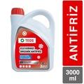 Teos -40° Organik Kırmızı Antifriz *2020 ÜRETİM