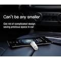 Baseus Mini Dual USB 3.1A Çakmaklık Hızlı Araç Şarj Cihazı