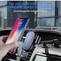 8 PLus X Xr Xs Note 8 9 S10 Baseus Kablosuz Araç İçi Hızlı Şarj