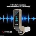 Bluetooth Araç Kiti Fm Transmitter Microsd Kart Girisli Usb Çıkıs