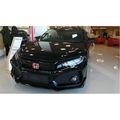 Honda Civic FC5 2016-2019 Yarasa Ayna Kapağı Batman Piano Black