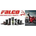FALCO 870 TREK BLACK MOTOSİKLET BOTU SİYAH