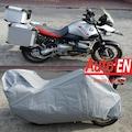 Arka Çanta Uyumlu Motosiklet Brandası Su Geçirmez Miflon AutoEN