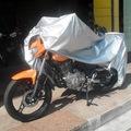 AutoEN Motosiklet Brandası Güvenlik Kilidi Uyumlu Su Geçirmez