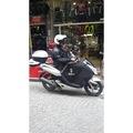 HONDA PCX Scooter İmpertex Kuma Diz Bacak Örtüsü Rüzgarlık Btanda