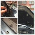 Araba Kapı Tampon Plastik Klips Panel İtme Pim Tutucu 460 Parça