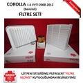 Filtre Seti [TYT003FILTRESET] - Corolla 1.6 VVTI 08-12