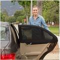 Araba Oto Arka Yan Cam İçin Güneşlik Perde Araç Kapı Perdesi