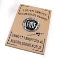✅ 1000 Adet Firmaya Kişiye Özel Kraft Araba Oto Paspas Kağıdı