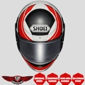 SHOEI NXR MYSTIFY TC-4 KASK ( M/L) BEDEN