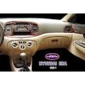 Hyundai Accent Era Konsol Kaplama Maun 2006 Ve Sonrası 24 Parça