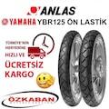 YAMAHA YBR 125  MOTOSİKLET ANLAŞ ÖN LASTİK-2,75/18