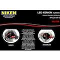 NİKEN LED XENON AMPUL H1 H3 H4 H7 H11 9005 9006 H16 H15 H8 H9 HB3