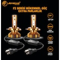 Joyecar® F2 Mini / Slim LED Xenon Far |H1/H3/H4/H7/H11/9006/H27