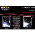 Niken Led Xenon H7-H1-H4-H11-HB3-9005-HB4-9006-H10-H15-H27-H3