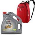 CASTROL GTX 10W40 - 4 Lt Benzin-LPG-Dizel Motor Yağı