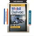 Mobil Devlac XHP 15W-40 Motor Yağ 16 Kg - toptan fiyatına satış