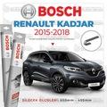 Bosch Aeroeco Renault Kadjar 2015 - 2018 Muz Silecek Takımı