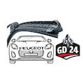 GD24 Peugeot 308 Muz Silecek Takımı (2013 Sonrası) AE 65 – AE45