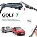 Volkswagen Golf 7 Silecek Takımı Ön - Arka 2012-2017 - HEDİYELİ