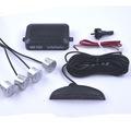 Dijital Ekranlı Araç Park Sensörü Ses İkazlı 4 Sensörlü