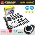 12/24VOLT SteelMate Kablosuz Boyanabilen Park Sensörü
