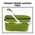 Thermo Bag Termoslu Piknik Sepeti