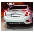 HONDA CİVİC 2016-2019 TURBO RS SPOİLER BOYALI