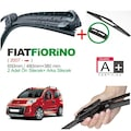 Fiat Fiorino Silecek Takımı Ön ve Arka  2007 ve üzeri modeller