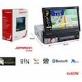 Jameson JS-825 GPS / BT / USB İnput İndash Teyp