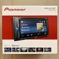 PİONEER MVH-A215BT BLUETOOTH LU DOUBLE OTO TEYP SD/USB/AUX