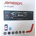 YENİ 2019 MODEL JAMESON JS-6630 BT USB HAFIZA  KARTI AUX 4x55 WAT