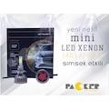 STARK MİNİ LED XENON H7 H1 H4 9005 9006 H11 H3 H8 H10 H9 ŞİMŞEK