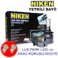 LED XENON FAR AMPUL H1-H3-H4-H7-H11-9005-9006-H10-H15-H8-H9 Niken