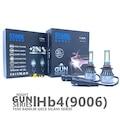 STARK 8400LM LED XENON ŞİMŞEK H1 H3 H4 H7 H11 9005 9006 H15 H27