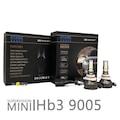 STARK MİNİ CSP 8000LM LED XENON H7 H1 H4 9005 9006 H11 H3 ŞİMŞEK