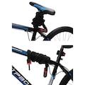 5 Basamaklı Şifreli Kilit Bisiklet Motorsiklet Zincirli Halat