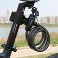 Anahtarlı Çelik Kilit Bisiklet Motosiklet Güvenlik Kilidi