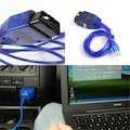 VAG COM 409.1 AUDI / VW / SEAT Araç Teşhis USB KABLO VAG TARAYICI