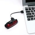 D-LİGHT CG-420R1 BİSİKLET USB ŞARJLI ARKA STOP
