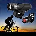 LED Bisiklet Lambası Güvenli Fener Lamba Seti