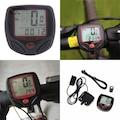 Sunding SD-548B Su Geçirmez LCD Ekran Dijital KM Hız Sayacı